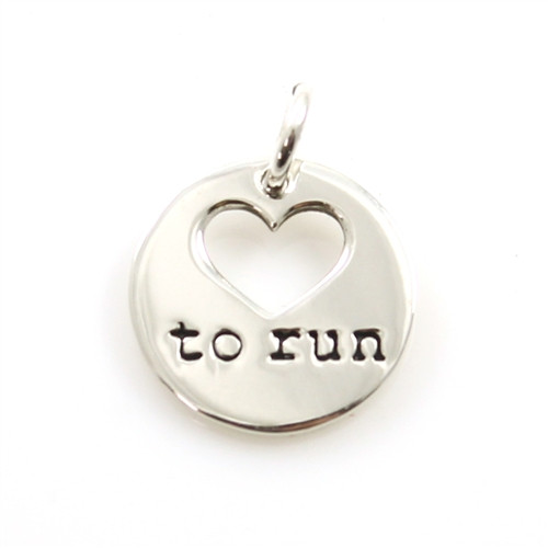 Love to Run Charm