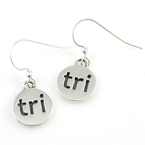 TRI Charm Earrings