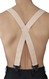 Under Garment Braces X Back
