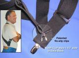 Hip Clip Holster Braces