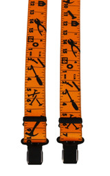 Tape Measure Braces