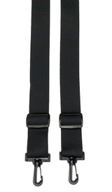Black Swivel Clip Braces