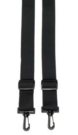 Black Swivel Clip Braces