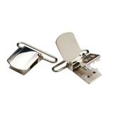 50mm twin clip heavy duty clips for braces