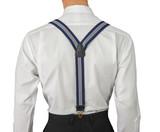 Y-Back Striped Braces