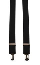 Kids Black Suspenders