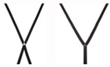 X or Y Back