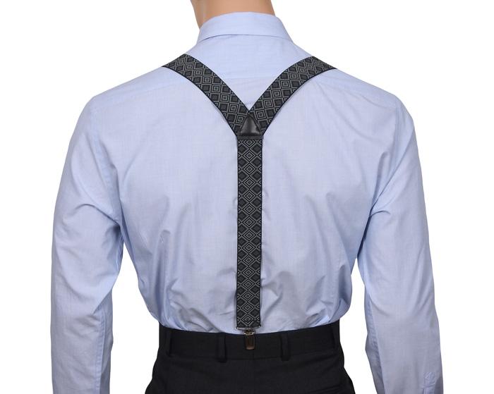 Y Back Style Braces For Men