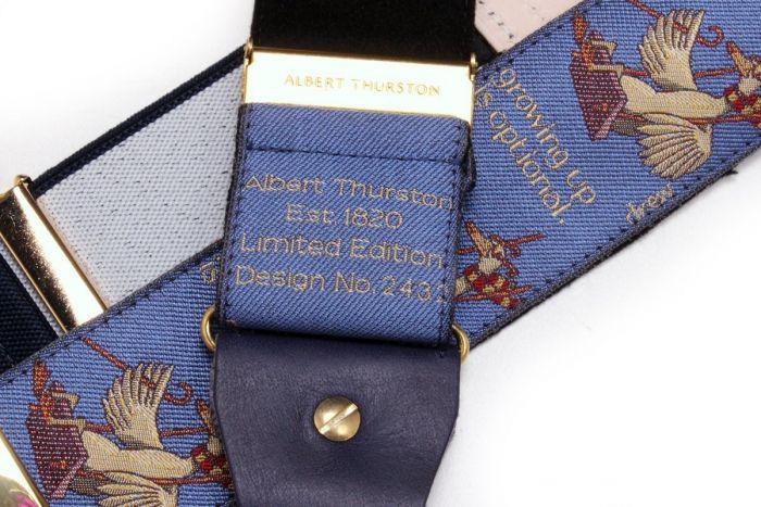 Albert Thurston Limited Edition Braces