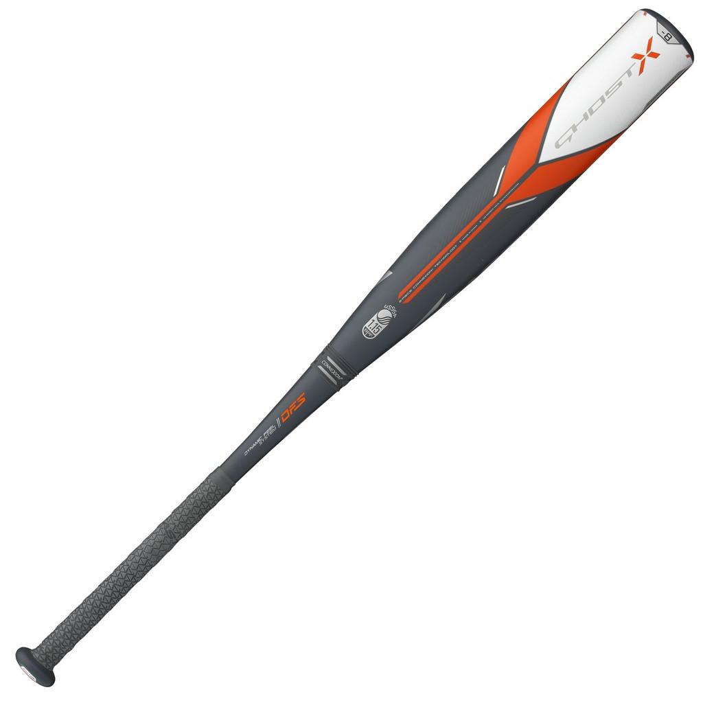 2018 Easton Ghost X -8 USSSA Senior League Baseball Bat SL18GX8