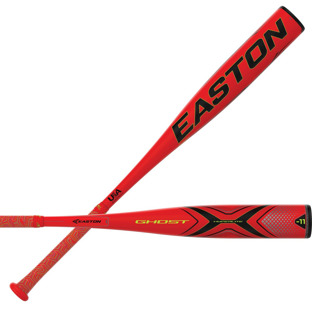 2019 Easton Ghost X Hyperlite -11 USA Youth Baseball Bat YBB19GXHL