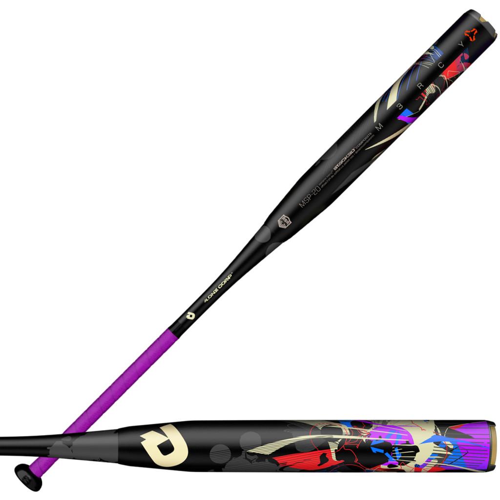 2020 DeMarini Mercy ASA Slowpitch Softball Bat WTDXMSP-20