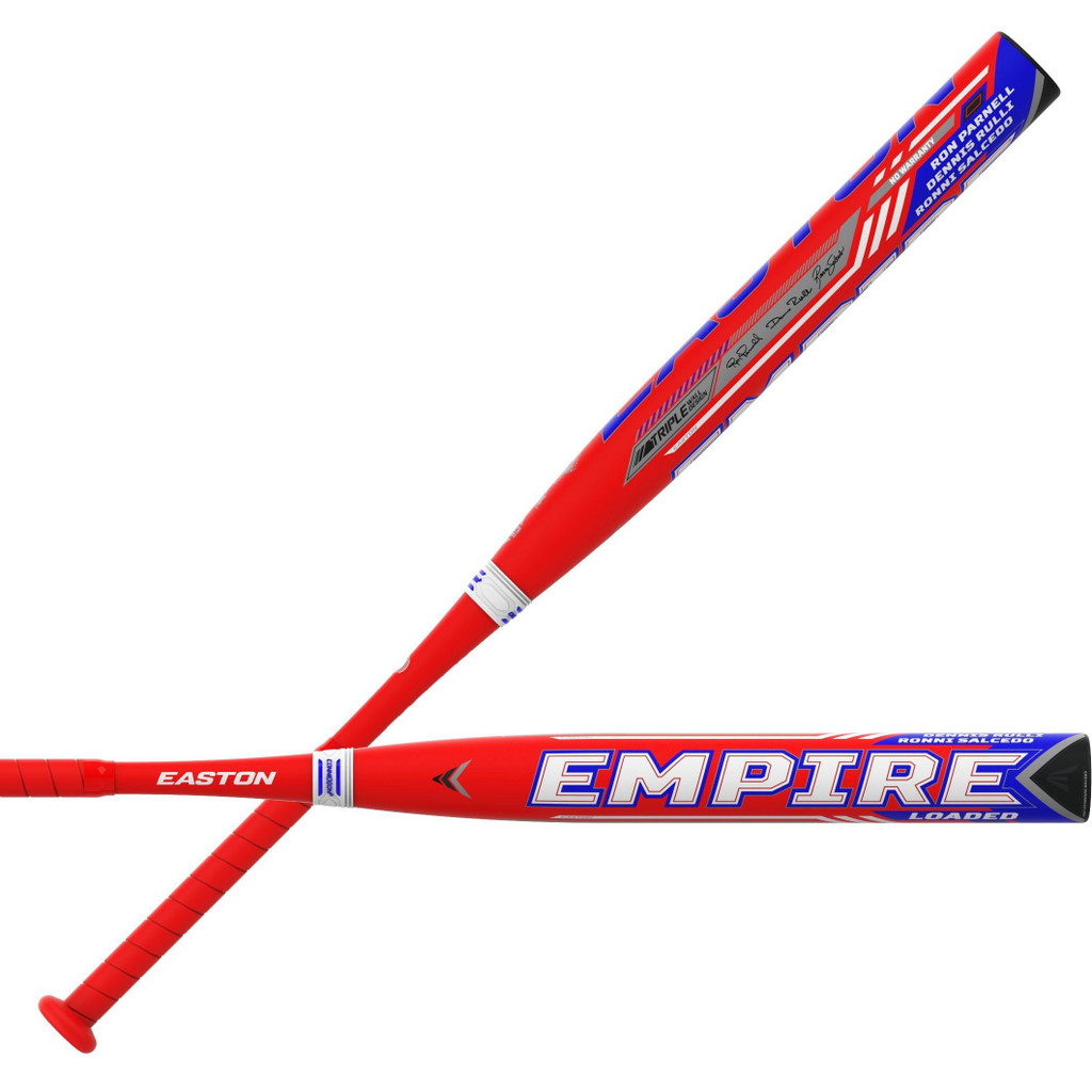 2020 Easton Empire Triple R 2PC Softball Bat 13.75″ End Loaded SSUSA Senior Slowpitch Bat SP20EM2L