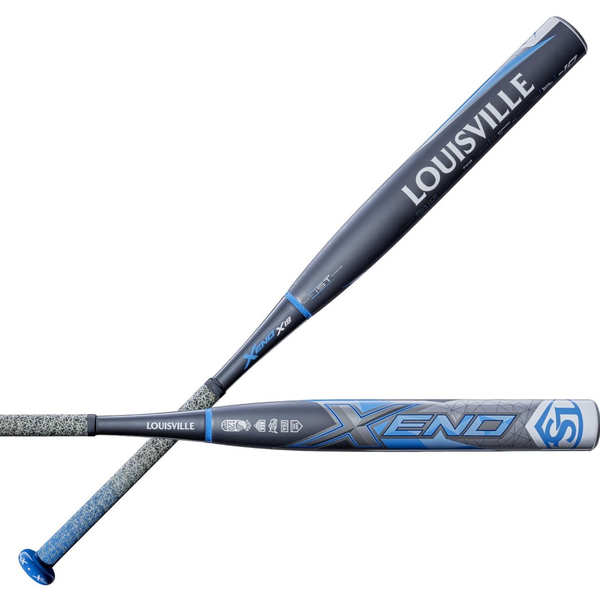 f087d1403ce 2019 Louisville Slugger Xeno -10 Fastpitch Softball Bat WTLFPXN19A10 ...