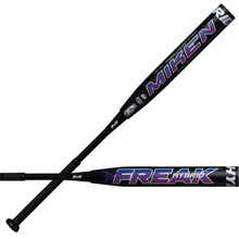 "2018 Miken Freak Hybrid 12"" USSSA Maxload Slowpitch Softball Bat M12ALY"