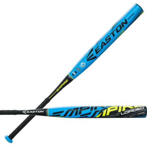 2018 Easton Empire 1 Piece Loaded SSUSA Senior Slowpitch Softball Bat SP18EM1L