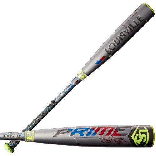 2019 Louisville Slugger Prime 919 -10 Youth USA Baseball Bat WTLUBP919B10