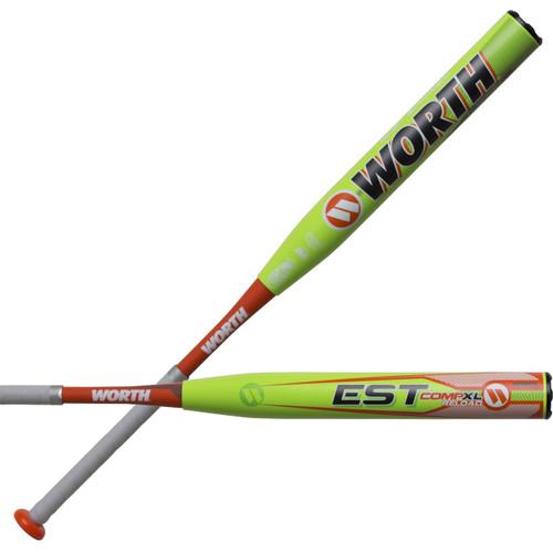 "2019 Worth EST Comp 13.5"" XL Reload USSSA Slowpitch Softball Bat WE19MU"
