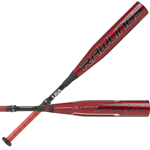 shaved rolled USA bat