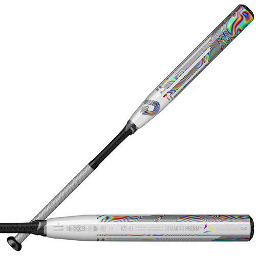 2021 DeMarini Prism + -11 Fastpitch Softball Bat WTDXPZS21