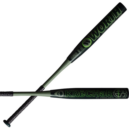 2021 Worth Krecher XL Shannon Smith USSSA 240 Slowpitch Softball Bat WSS21U