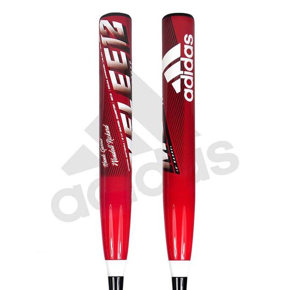 2019 Adidas Melee 12 Endloaded 12″ 2-Piece SSUSA Senior Slowpitch Softball Bat