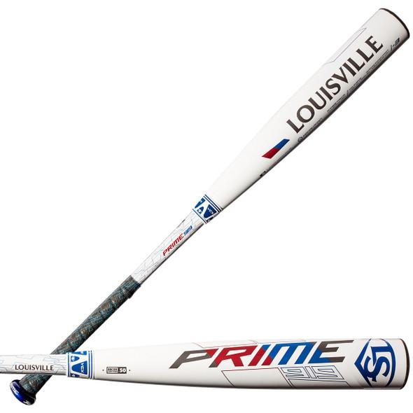2019 Louisville Slugger Prime 919 -3 BBCOR Adult Baseball Bat