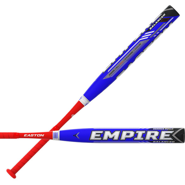 2020 Easton Empire Dennis Rulli 2PC Softball Bat 13.75″ Balanced SSUSA Senior Slowpitch Bat SP20EM2B