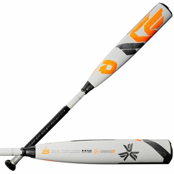 2021 DeMarini CF Zen -10 USSSA Baseball Bat WTDXCBZ21