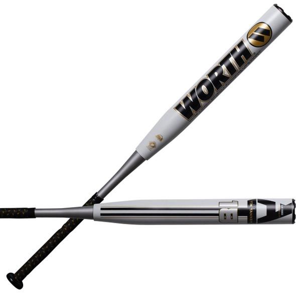 2021 Worth AT Alan Tanner XL Senior Slowpitch Softball Bat WAVTSS