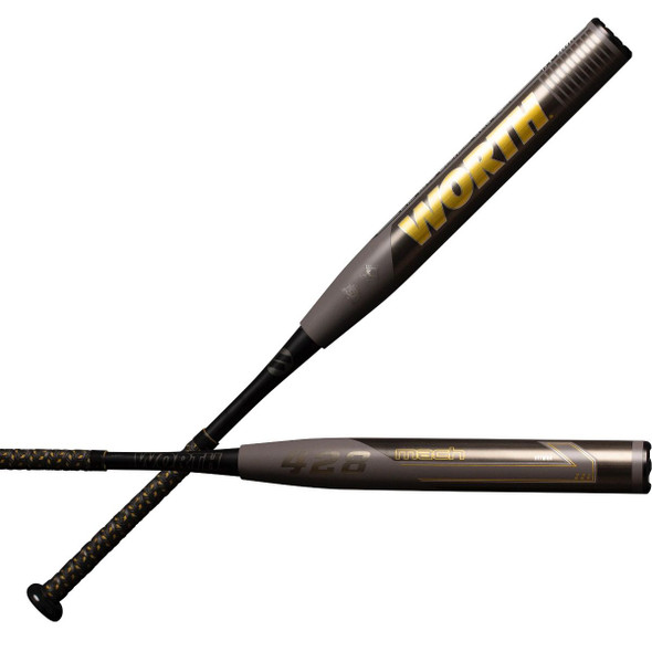 2021 Worth Mach 1 HITMAN XXL Senior Slowpitch Softball Bat WMDRSS