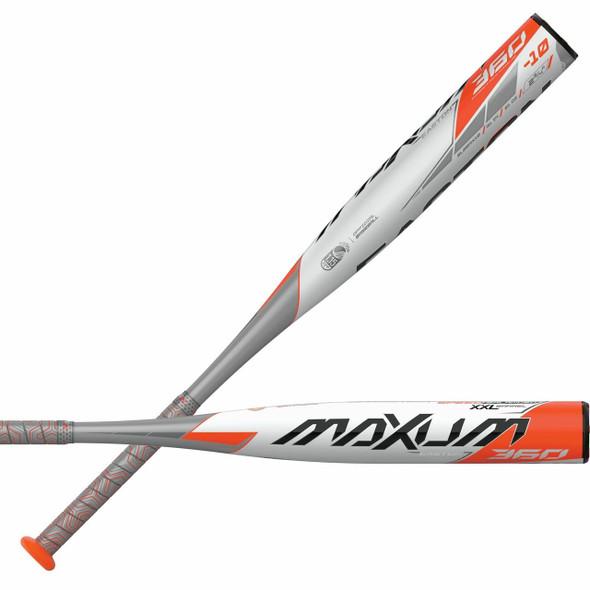 2020 Easton Maxum 360 -10 USSSA Senior Youth Baseball Bat SL20MX10