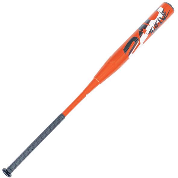 2021 Anarchy 240 Twelve Orange – 12″ Barrel – 1oz End Load – 2PC USSSA Slowpitch Softball Bat A21U24012-1
