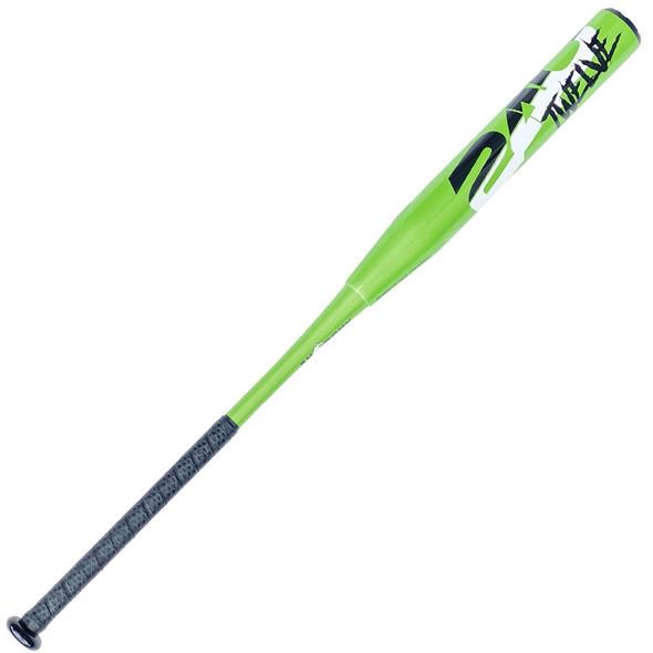2021 Anarchy 240 Twelve Green – 12″ Barrel – .5oz End Load – 2PC USSSA Slowpitch Softball Bat A21U24012-2