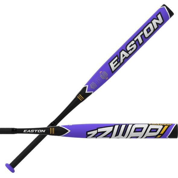 """2022 Easton ZZWAP 13"""" USA Loaded Slowpitch Softball Bat SP21ZAPL"""