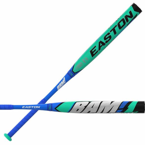 2022 Easton BAM Fire Flex 13.5″ Barrel Balanced USSSA Slowpitch Softball Bat SP22BAMB