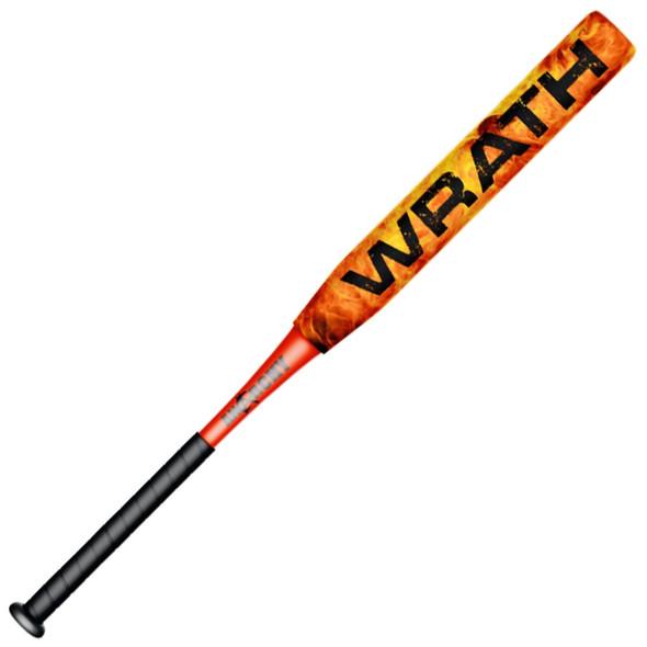 2021 Anarchy Wrath– 2PC – 12″- .5oz End Load – USA/ASA Slowpitch Softball Bat A21AWRH12-2
