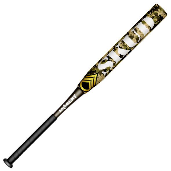 2021 Anarchy SKUD – 2PC – 12″- 1oz End Load – USA/ASA Slowpitch Softball Bat A21ASKD12-1