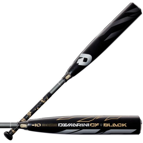 2019 DeMarini CF Zen Black USSSA -10 Senior Baseball Bat WTDXCBZS-BL