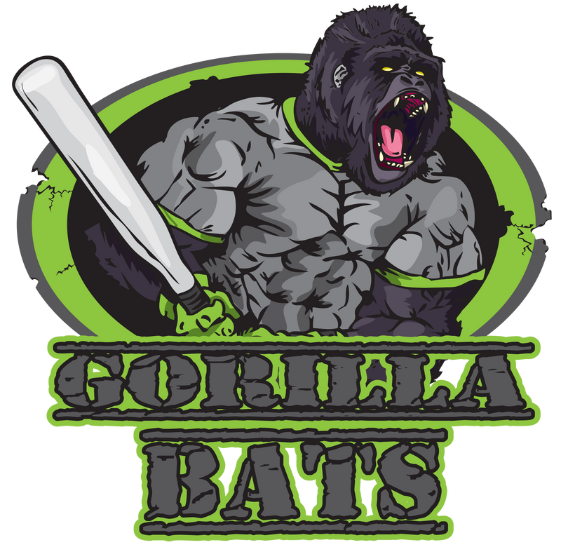GORILLA BATS - Breaking in a new shaved or rolled bat
