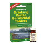 Coghlan's Emergency Drinking Water Tablets (Pack of 50 Tablets)