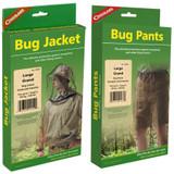 Coghlan's Bug Jacket - Large, Bug Pants - Large