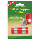 Coghlan's Backpacker's Salt & Pepper Shaker Compact Sturdy Spill Proof (24-Pack)