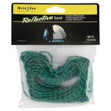 Nite Ize Reflective Rope Pack 50' Safety Tent Cord for Hiking Boating (12-Pack)