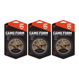 Gear Aid Camo Form Reusable Fabric Wrap Realtree Edge Camo 4 Yards (3-Pack)