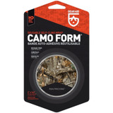 Gear Aid Camo Form Reusable Fabric Wrap Realtree Edge Camo 4 Yards (4-Pack)