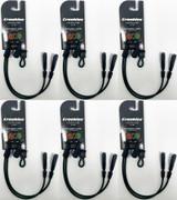 Croakies Terra System Combo XXL/Tite End XL Hunter Eyewear Retainer (6-Pack)