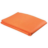 UST Orange Easy Clean Soft/Textured Long-Lasting Worry-Free Camping Tablecloth