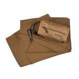 """GEAR AID Quick Dry and Compact Micro-Terry Towel, Coyote, Large, 30"""" x 50"""""""