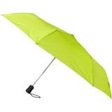 Lewis N. Clark Travel Umbrella, Green - Windproof, Compact and Lightweight